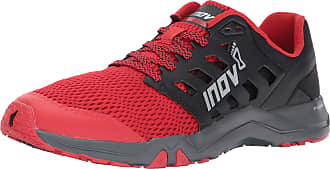 Inov-8 Mens All Train 215 Cross Trainer Shoes, Red/Black, 7.5 UK