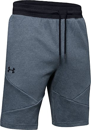 Under Armour Short Unstoppable Double Knit Cinza - Homem - GG BR