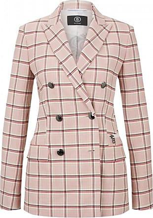 Bogner Regina Blazer for Women - Pink/Off-white
