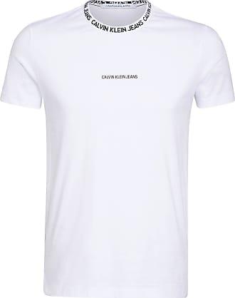 Calvin Klein Jeans T-Shirt - WEISS