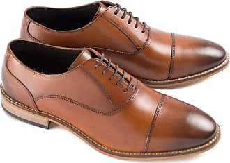 Ikon Toby Oxford Shoe | Tan (11)