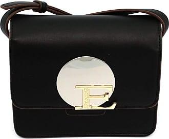 Ermanno Scervino Borsa ERMANNO SCERVINO SMALL FLAP BAG GIULIA BLACK 12400966