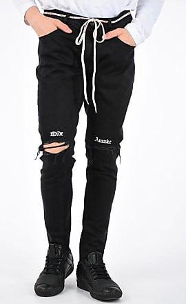 Represent 15cm Destroyed Denim Jeans size 36