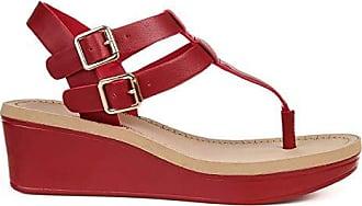 Sandalen in Rot: 1213 Produkte bis zu −70%   Stylight