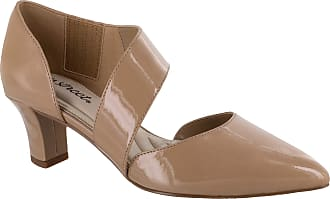 Easy Street womens Dashing By Easy Street Dress Shoe Beige Size: 6 X-Wide