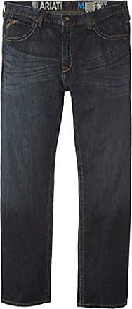 Ariat Ariat Mens M2 Relaxed Fit Jean, Dusty Road, 40x36