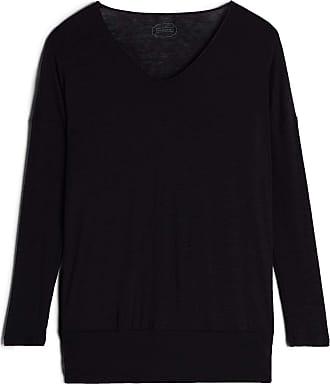 intimissimi Womens Long-Sleeved Modal Cashmere Ultralight Shirt