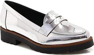 Zariff Sapato Zariff Shoes Mocassim Metalizado