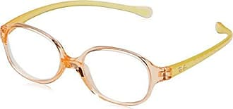 c259610f6e Ray-Ban JUNIOR 0RY1587 Monturas de gafas, Transparente Light Orange, 43  Unisex