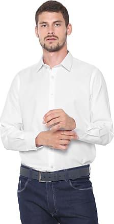Aleatory Camisa Aleatory Reta Lisa Branca