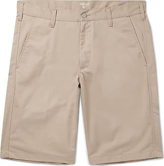 Carhartt Work in Progress Presenter Twill Shorts - Beige