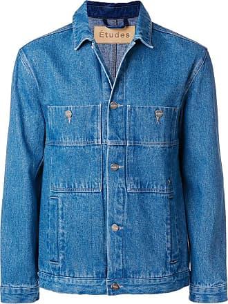 Études Studio Guest denim jacket - Blue