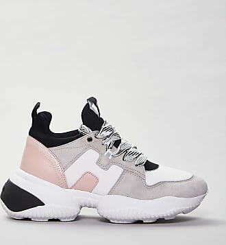 Reposi Calzature Hogan - Sneakers grigio bianco