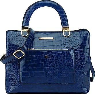 Craze London Handbag for Ladies Top Handle Bag Pink Handbag Large Shoulder Bag