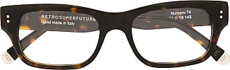 Retro Superfuture Numero 74 sunglasses - Brown