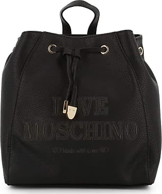 Love Moschino Essential Backpack black