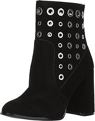 Chinese Laundry Womens Carmen Boot, Black Suede, 7.5 M US