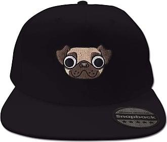 Bang Tidy Clothing Pug Black Snapback
