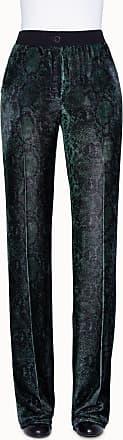 Akris Silk Velvet Pants