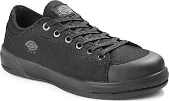Dickies Mens Supa Dupa Low ST ASTM SR Sneaker, Blackout, 7.5 Wide