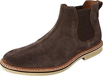 a9fb6b7b7d Timberland Herren Naples Trail Sensorflex Chelsea Boots, Braun (Chocolate  Dt Suede D47),