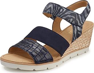 Gabor Sandals adjustable strap Gabor blue