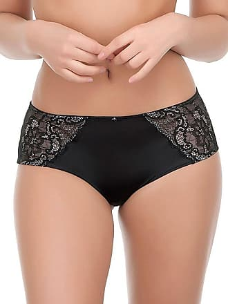 Ultimo Womens IONA Boy Shorts, Black, 8 (Size: 08)