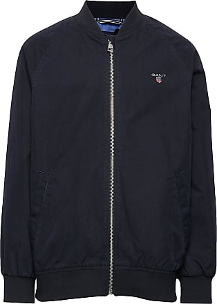 GANT D1. The Original Ribbed Jacket Bomberjacka Blå GANT