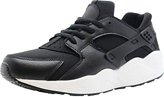 Saute Styles Mens Running Trainers Sports Fitness Gym Air Shock Absorbing Sneakers Shoes Size 7.5