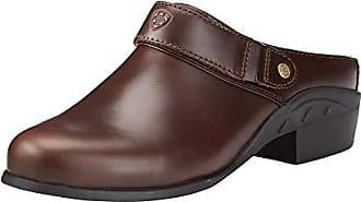 Ariat Ariat Womens Sport Mule Sneaker, Waxed Chocolate, 10 B US