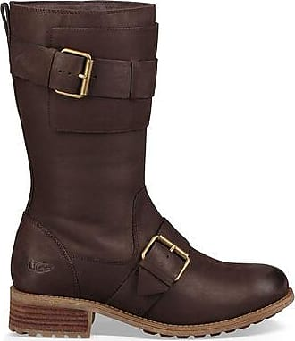 UGG Womens Chancey Boot in Stout, Size 3, Leather