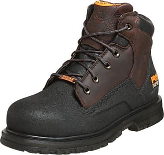 Timberland PRO Mens 47001 Power Welt Waterproof 6 Steel-Toe Boot,Brown/Brown,8.5 M