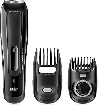 Braun BT5070 Mens Beard Trimmer, Cordless & Rechargeable, Black