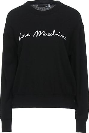 Moschino Pullover Neu Schwarz S L XL XXL