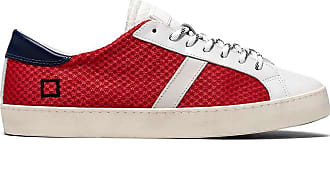 D.A.T.E. hill low mesh red