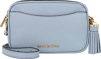 Michael Kors Cross Body Bags - Jet Set SM Crossbody Bag Pale Blue - blue - Cross Body Bags for ladies