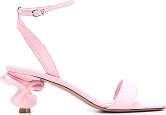 Le Silla Sandália Candy com abertura frontal - Rosa
