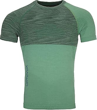Ortovox 230 Competition Tech Tee green isar blend