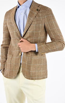Corneliani CC COLLECTION giacca REFINED a 2 bottoni due spacchi taglia 50