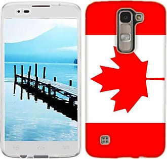 Mundaze Mundaze Canada Flag Phone Case Cover for LG Power Risio Destiny