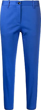 Nine In The Morning Calça chino slim - Azul