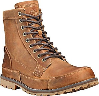 Timberland Mens Earthkeepers Original 6 in Boot, Marigold Watertown, 12 M US