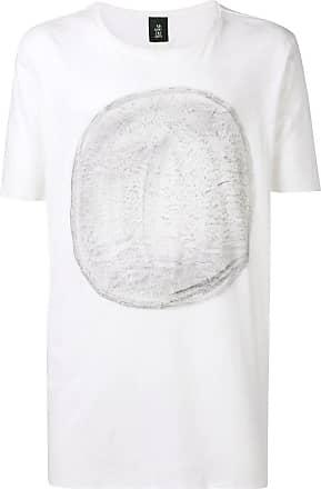 Thom Krom Camiseta com estampa - Branco