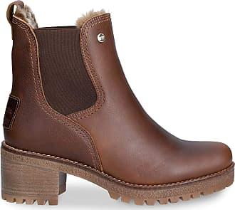 Panama Jack Pia Boots Brown 5 UK
