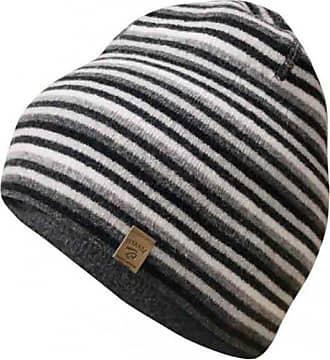 Ivanhoe of Sweden Inside Out Hat Berretto Unisex   grigio/nero