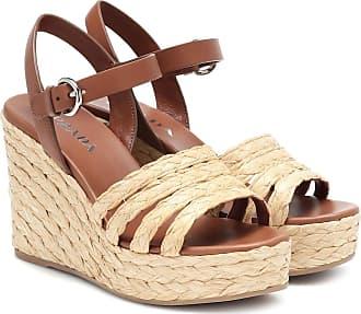 7f9ed641401 Prada® Wedge Sandals − Sale: up to −74% | Stylight