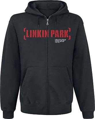 Linkin Park One More Light Kapuzenpullover Charcoal meliert M