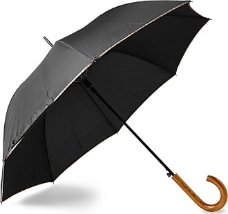Paul Smith Walker Wood-handle Umbrella - Black