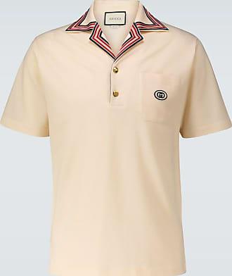 Gucci Polo shirt with Interlocking G