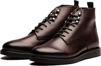 Hudson Herren Battle Brown Schuhe - 44